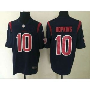 Women Houston Texans DeAndre Hopkins Jersey (2)